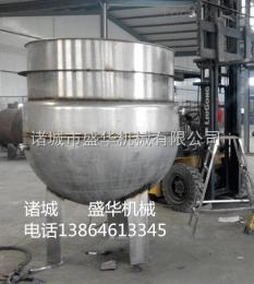 立式夹层锅的制造厂家就到盛华机械