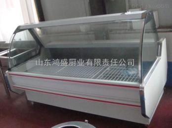 SDHSSKMBG-2山東鴻盛精雙開門品冰柜