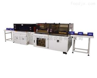 "L-400H+S-5030LX盛百辉L-400H+S-5030LX全自动""L""型封切收缩包装机"