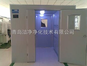 百级/千级/万级潍坊净化设备之风淋室的特点