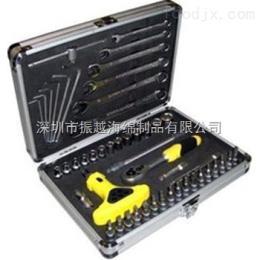 ZY-2211铝箱eva内托|eva铝箱内衬内托泡棉生产厂家