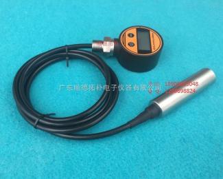 順德TOP601-109電池供電數字液位表 投入式液位表 電池供電安裝式液位顯示表