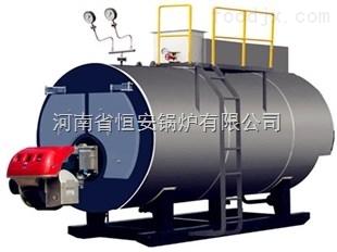新疆燃气蒸汽锅炉 新疆1吨全自动燃气蒸汽锅炉