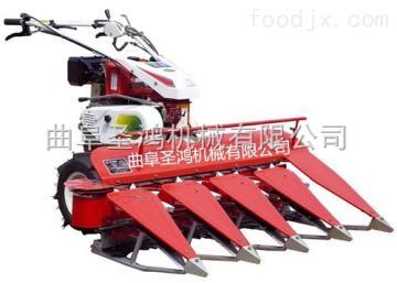 SH120新款手扶式收割機多功能辣椒收割機生產廠家
