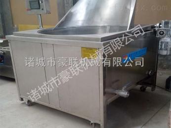 HLZJ-1500HLZJ-1500优质不锈钢自动油水分离式食品油炸锅