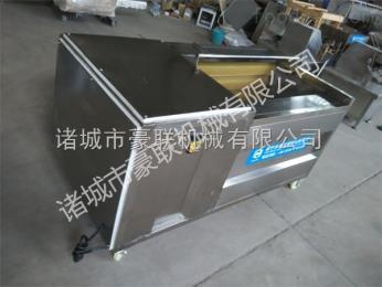 HLXM-1000豪聯牌HLXM-1000優質不銹鋼毛輥式三七清洗機