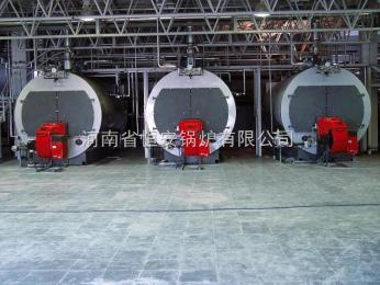 西安卧式3吨燃气蒸汽锅炉价格