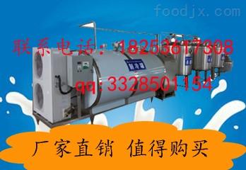 10000酸奶生产设备 凝固型酸奶制作 鲜奶吧设备报价