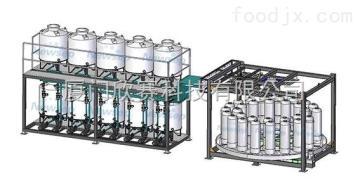 newsep-81柠檬酸提取/有机酸分离纯化/欣赛科技连续离交连续离子交换工艺