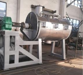 ZPG-1000酞青綠專用真空耙式干燥機
