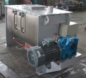 WLDH-1000食品原料混合臥式螺帶混合機