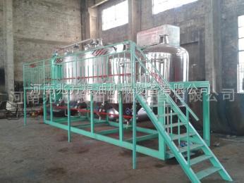 齊全小型煉油機,小型食用油精煉設備,小型煉油設備廠家