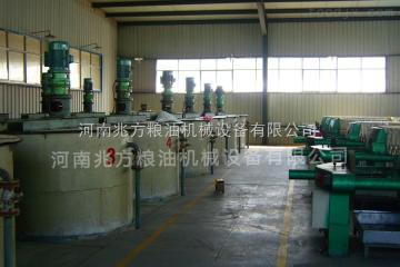 實際產量匹配河南兆方優質菜籽油精煉設備廠家