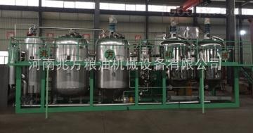 实际产量匹配油脂设备厂家,油脂机械厂家,油脂设备价位
