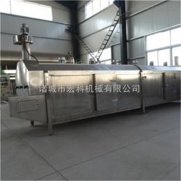 HK-300液态化全自动速冻机 单体快速冻结 蔬菜水果食品急冻专用 宏科