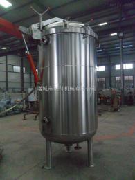 Hk-1400高溫高壓蒸煮鍋  燃氣蒸煮 諸城宏科可定制