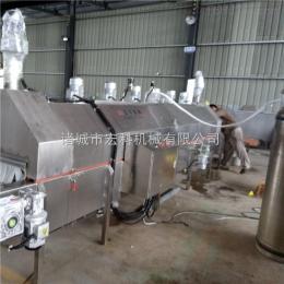 HK-35隧道式压缩速冻机 迎风面积大 用于芒果榴莲的速冻加工 宏科定制