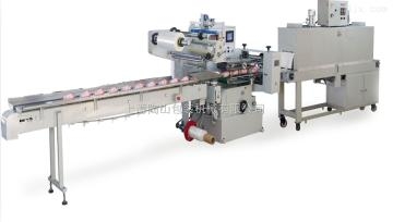 TSZ型枕式热收缩膜自动包装机