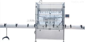 TS-GZL12自流式灌装机