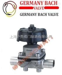 进口卫生级焊接隔膜阀