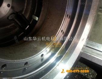 HK30华云豪克能镜面加工设备HK30 上装球阀加工