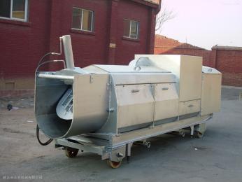 ZKY螺旋压榨机生活餐厨垃圾菜市场垃圾尾菜废弃物脱水机/螺旋压榨机