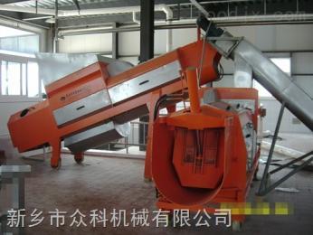ZKY螺旋压榨机葡萄榨汁机葡萄压榨机,单螺旋压榨机葡萄酿酒前处理设备0.5T/h—20T/h