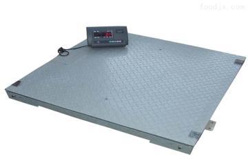 SCS1T电子地磅秤价格,2T电子地磅秤价格