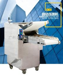 YC-350厂家供应金本牌全自动压面机,自动揉压面团、省时省力,不累手