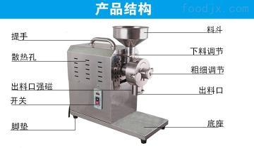 YC-812家用五谷杂粮磨粉机,新款小型五谷杂粮磨粉机
