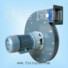 高压型WJYJ3.5#-1.5kw喷漆涂装流水线高温风机 隧道烘箱风机 热风干燥设备 高压高温引风设备
