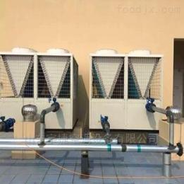 风冷冷热水机组工程的噪声控制
