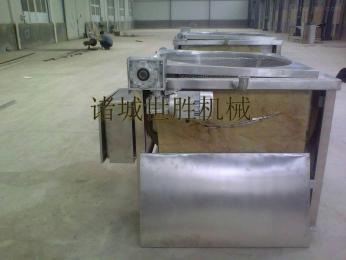 世勝供應電加熱油水混合油炸機  休閑食品油炸機  油炸鍋