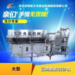 YL-XS-300豆类脱皮洗沙机(豆沙水洗沙一体机)