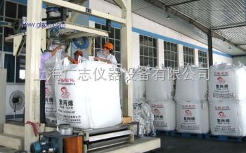 吨袋包装机上海粉料吨袋包装机_广泛用于化工、化肥、粮食包装设备生产