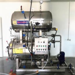 FS-1000流油咸鸭蛋烤制杀菌设备