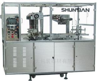 厂家批发药品全自动三维透明膜包装机