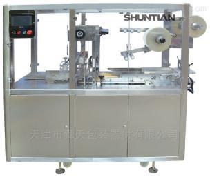 江西全自动三维包装机 透明膜三维包装机