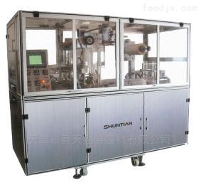厂家直销全自动三维透明膜包装机 化妆品三维包装机