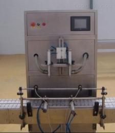 BSB型石家庄供应防冻液自流式灌装机¥¥¥【济南冠邦】润滑油流量计式灌装机