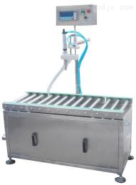 GBCZ德州1-5L润滑油定量灌装机@济南冠邦现货供应润滑油称重式灌装机@