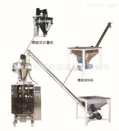 SK-200FT西安奶茶原料纯天然果粉自动分装封包机 固体饮料粉剂包装机械