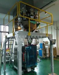 SK-220DT膨化食品颗粒包装机 爆米花充气包装机多功能