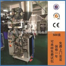 SK160A蟹黄蚕豆全自动包装机 美国青豆小颗粒包装机械设备制造厂家