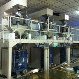 220D速冻食品包装机 休闲膨化食品充氮气包装机器设备厂家直销
