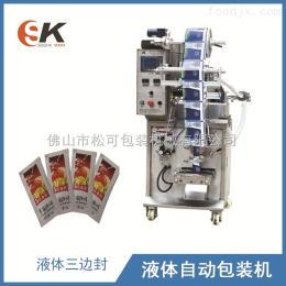 SK-160Y佛山松可包装设备番茄酱小袋包装机