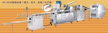 HX-620S型銀絲卷成套設備
