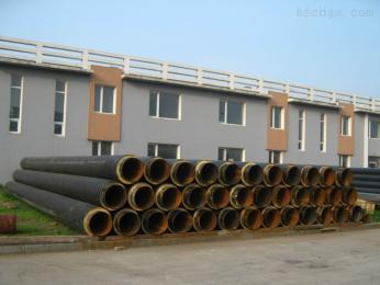 直埋式聚乙烯泡沫塑料预制保温管,耐高温直埋保温管