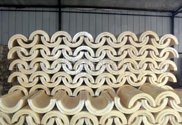 玻璃鋼聚氨酯發泡保溫管 。聚氨酯黑黃夾克管