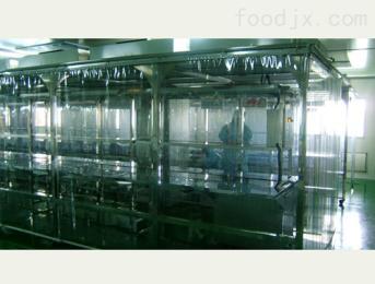 重庆制作不锈钢百级洁净棚,铝型材洁净棚